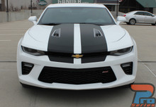 Chevy Camaro Convertible Rally Stripes CAM SPORT 2016-2018