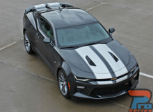 Racing Stripes for Chevy Camaro CAM SPORT PIN 2016 2017 2018