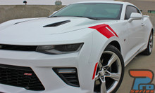 Front Fender Hash Decals on Camaro HASH MARKS 2016 2017 2018