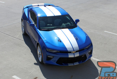 Rally Stripes for Chevy Camaro TURBO RALLY 2016 2017 2018
