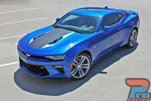 COMBO: 2016 Chevy Camaro Racing Stripes HERITAGE 2017 2018