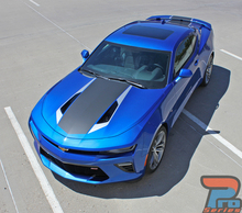 2017 Chevy Camaro Wide Center Decals 3M HERITAGE 2016-2018