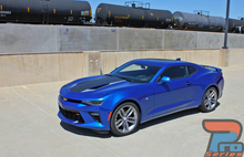 2016 Chevy Camaro Center Stripes 3M HERITAGE 2016 2017 2018