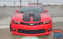 Chevy Super Sport Camaro Racing Stripes S-SPORT 2014-2015