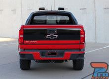 Chevy Colorado Tailgate Decals GRAND TAILGATE 2015-2018 2019 2020