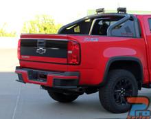 Chevy Colorado Tailgate Stickers GRAND TAILGATE 2015-2018 2019 2020