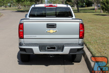 Decals Chevy Colorado GRAND TAILGATE Stripe Vinyl Graphic 2015-2018 3M