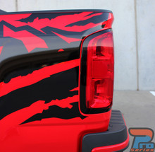 GMC Canyon Vinyl Graphics ANTERO 2015 2016 2017 2018 2019