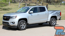 Chevy Colorado Bed Vinyl Graphics ANTERO 3M 2015-2019 2020 2021