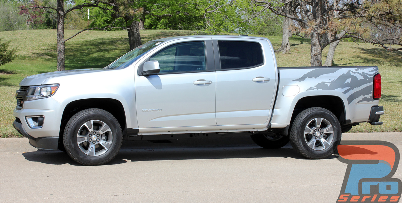 NEW! 2017 Chevy Colorado Accessories ANTERO 2015 2016 2017 ...