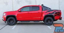 Chevy Colorado Mountain Vinyl Graphics ANTERO 2015-2018 2019