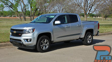 Rocker Stripes for Chevy Colorado RATON 2015-2018 2019