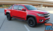 GMC Canyon Decal Stripes RAMPART 3M 2015 2016 2017 2018 2019