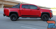 Chevy Colorado Rocker Panel Decals RAMPART 3M 2015-2019 2020 2021