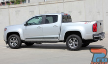 Custom Chevy Colorado RAMPART 3M 2015 2016 2017 2018 2019
