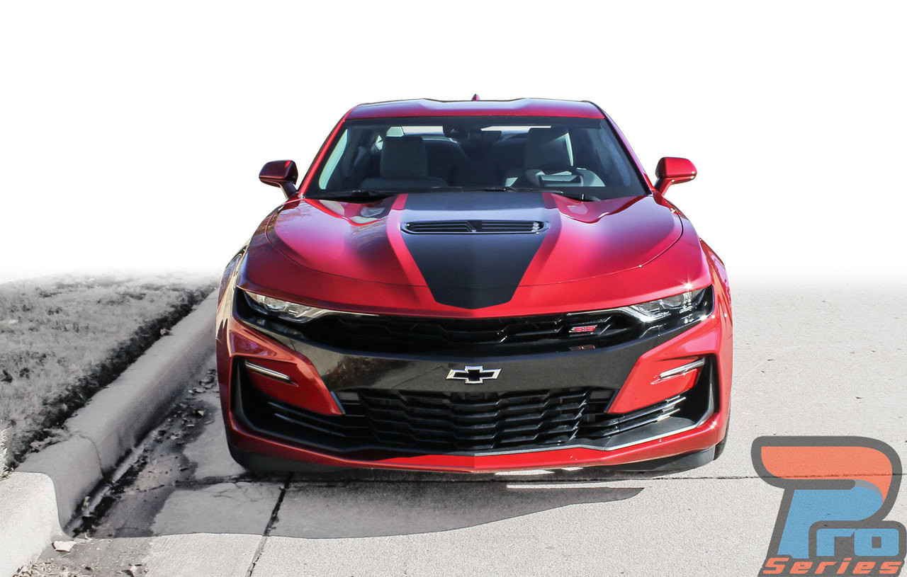 NEW! 2020-2019 Chevy Camaro Wide Center Decals OVERDRIVE 19