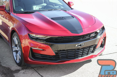 2019 Chevy Camaro Wide Center Graphic Stripes OVERDRIVE 19