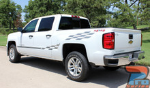 Chevy Silverado Body Vinyl Graphics CHAMP 2013-2016 2017 2018