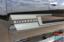 2017 Chevy Silverado Bed Decals SHADOW 3M 2013-2018 2019