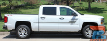 Chevy Silverado Truck Bed Decals SPEED XL 2013-2016 2017 2018