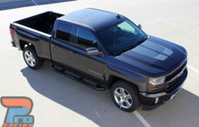 Chevy Silverado Rally Edition Decals CHASE RALLY 3M 2016 2017 2018