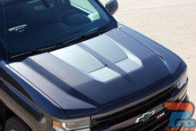 Chevy Silverado Decals CHASE RALLY 3M 2016 2017 2018