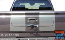Chevy Rally Truck Decals CHASE RALLY Silverado 3M 2016-2018