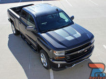 Chevy Silverado Graphic Decals CHASE RALLY 3M 2016 2017 2018