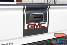 GMC Sierra Tailgate Decals MIDWAY 3M 2014 2015 2016 2017 2018