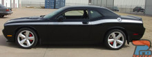 Dodge Challenger Stripes CLASSIC TRACK 2008-2016 2017 2018 2019 2020 2021
