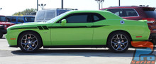 Dodge Challenger SXT Mid Body Decals FURY 2011-2018 2019