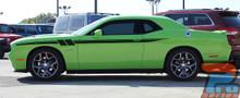 Dodge Challenger Side Body Stripe Kit FURY 3M 2011-2018 2019