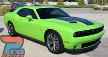 Dodge Challenger Hood Stripes CHALLENGE HOOD 3M 2015-2019