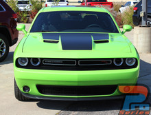Challenger RT Hood Stripes CHALLENGE HOOD 2015-2018 2019
