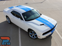 Challenger Center Rally Stripes CHALLENGE RALLY 2015-2019