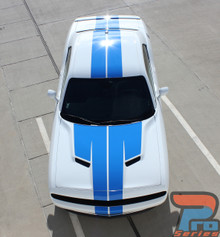 Dodge Challenger RT Decals WING RALLY 3M 2015 2016 2017 2018 2019