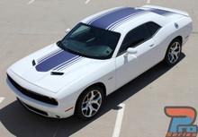 Dodge Challenger with Shaker Vinyl Graphics SHAKER 2015-2019