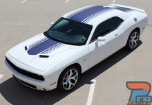 Dodge Challenger with Shaker Vinyl Graphics SHAKER 2015-2019 2020 2021