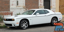 Factory Style Side Stripes for Dodge Challenger SXT 3M 2011-2019