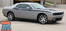 TA Side Stripes for Dodge Challenger PURSUIT 2011-2018 2019 2020 2021