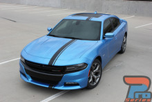 2016 Dodge Charger Stripes E RALLY 15 3M 2015 2016 2017 2018 2019