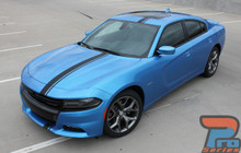 Charger Off Set Euro Stripes E RALLY 15 2015 2016 2017 2018 2019