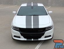 Dodge Charger Racing Stripes N CHARGE 15 3M 2015-2018 2019 2020 2021