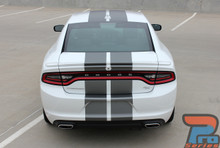 Racing Stripes for Dodge Charger 3M N CHARGE 15 2015-2018 2019