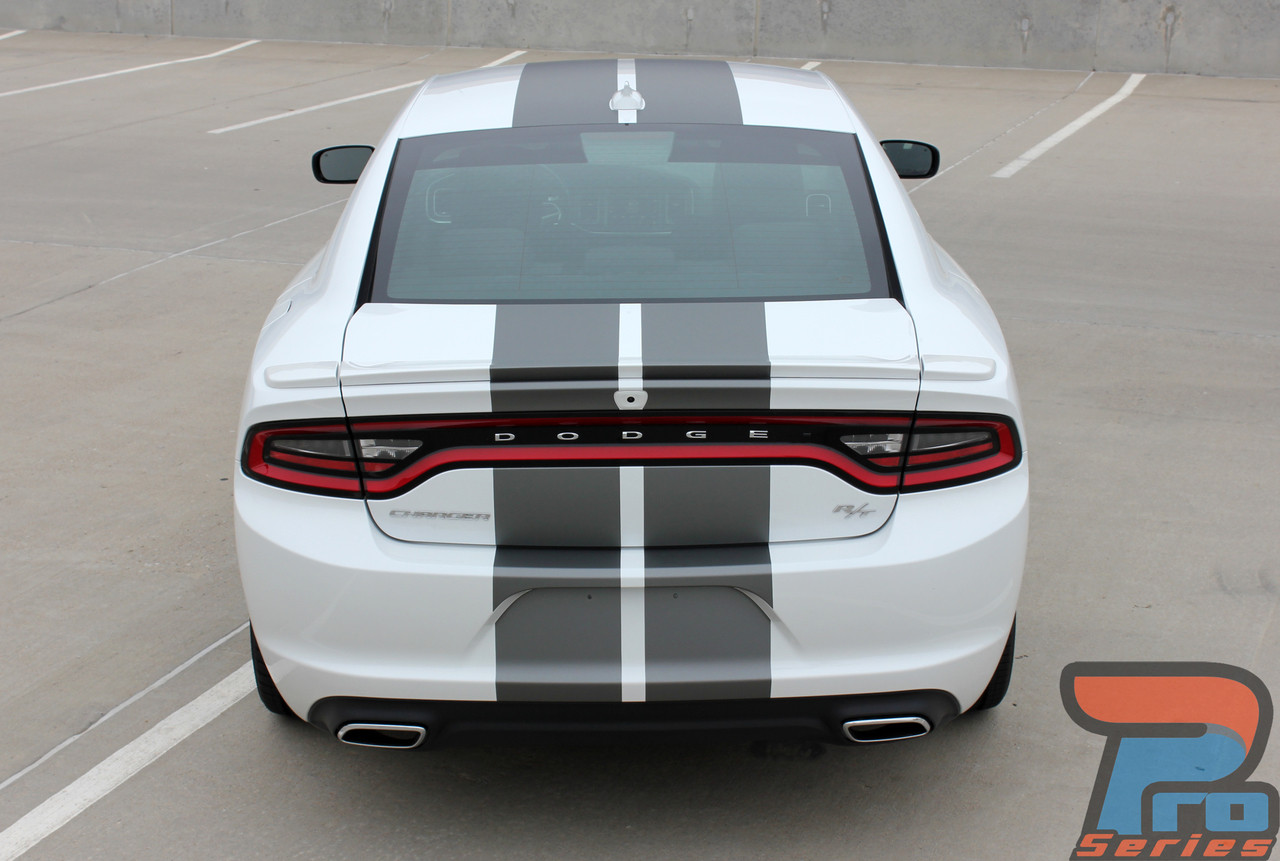 Racing Stripes For Dodge Charger 3m N Charge 15 2015 2018 2019 2020 2021