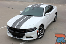 Dodge Charger Blacktop Stripes N-CHARGE 15 2015-2018 2019 2020 2021