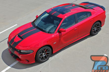 Dodge Charger SRT Stripes N CHARGE RALLY S-Pack 2015-2017 2018 2019
