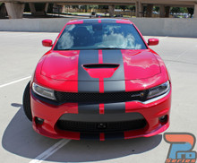 Dodge Charger SRT 392 Racing Stripes N CHARGE RALLY 2015 2016 2017 2018 2019
