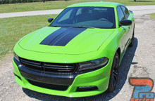 Hood Stripe for Dodge Charger Daytona CHARGER 15 HOOD 2015-2019