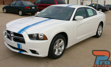 2013 Dodge Charger Euro Stripes E RALLY 2011 2012 2013 2014